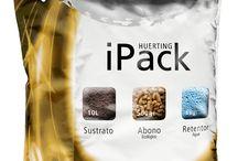 iPack / Vitaterra lanza iPack, un nuevo concepto de producto para la jardinería doméstica. Ipack es sustrato + abono + semilla + retentor de agua, todo en una novedosa y cuidada presentación que proporcionara al cliente lo necesario para el cultivo y desarrollo de sus plantas ornamentales, huerto urbano o césped. iPack está dirigido a clientes no profesionales, que buscan una compra fácil, intuitiva, rápida y económica. iPack, la compra inteligente.