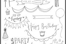 It's party time / Party ideas