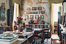 Rooms / by Karin Caspar