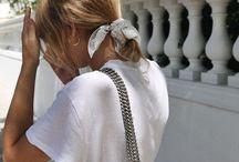 h a i r w r a p / Wie wärs mit einem Haarband oder einem Turban an einem Bad Hair oder einem Beach Day? Auf dieser Pinnwand zeige ich euch tolle Hairstyles mit einem schönen Accessoires in den Haaren: ob zu einem Zopf geflochten, als Tuch oder Bandana. Alles passt perfekt in den Sommerstyle!