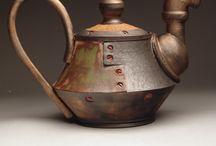 Fantasy pottery