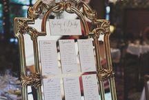 bryllup dekorering