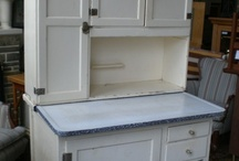 hoosier cabinet ideas