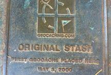 Geocaching idee