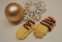 Plätzchen & Co. / Plätzchen, Muffins und süße Teilchen