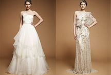 Gorgeous Wedding ideas and dresses  / by Katelyn Riley