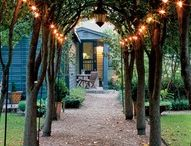 House: Porch/Garden/Outdoor Decor / by Kayla Blaine