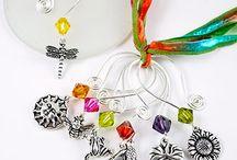 Jewelry Wine Glass Charms