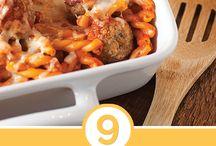Diner alert / Recipe for mum and three