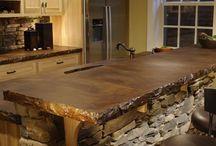 Cabin Kitchen(s)