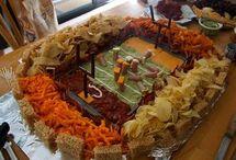 Party Ideas- Football / by Kathi Mann Walker