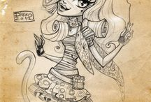 Monster High tininger