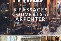 To do in Paris / Lieux insolites à visiter à Paris pour avoir une autre image de la capitale