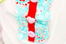 Sew sew cute. / by Monika Crain