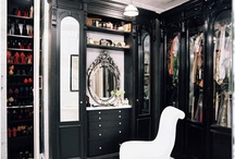 Dressing room / Someday, in my forever house renovation, I will make a space for all of my things, and it will be a haven.