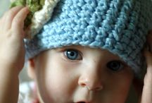 Girl Crochet Patterns / Great patterns for CLICK for Babies Campaign / by Period of PURPLE Crying