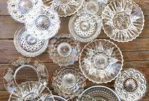 Gorgeous glassware...