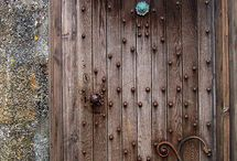 Doors & portals of bliss