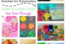 Preschool Sensory Table / by Jennifer 'Neuman' Coudron