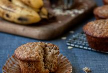 Muffins, Quick Breads, and Crackers / by Saveur