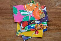 Unique Business Cards / Business card designs for the unique entrepreneur.