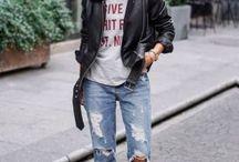 Looks - Street Style / Looks de rua, inspirações para o dia a dia.