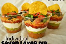 Party Food / Foods that you can use to host a party / by Krystle Teal