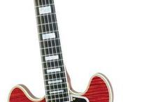 Electric guitar / Le chitarre elettriche sono la mia passione ovviamente anche il flauto traverso