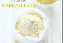 jak zrobić mąki bez glutenu