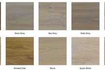 Rubio Monocoat® Oil  - Color Options / Rubio Monocoat Oil plus 2C.  Non-Toxic Hardwax oil for Hardwood Floors - Color Chart / Swatch.