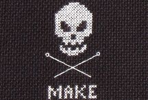 Embroidery / Embroidery, cross stitch and similar stuff