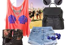 Summer Festival Fashion for Women / Whatever your favourite type of music may be and the festival you choose, we all know it's really all about the outfits you're rocking.