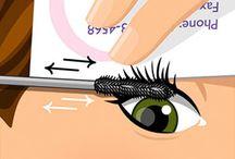 Makeup tips  / by Karlie Burns