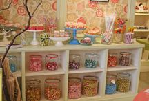 Sweet Shops / The sweetest candy shops on the planet.