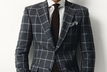 Male Fashion / by Gilbert Antonio