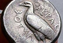 Aρχαια ελληνικα νομισματα