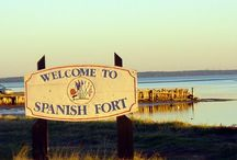 """Spanish Fort / Spanish Fort, """"A City of Spirit"""", is a vibrant, progressive and friendly community.  Located on the Eastern Shore of Mobile Bay, you won't have to go far to find countless opportunities for taking in the beauty of our area while fishing, boating, hunting, enjoying our parks and recreational facilities, catching a spectacular sunset of the bay, dining out on fresh local seafood, or enjoying an extraordinary shopping experience."""