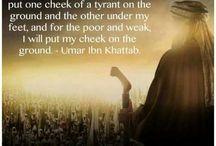 Hazrat Umar Al Farouq