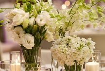 DECORATION. / flower decorations, interior design for events