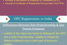 Company Formation & Info
