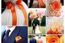 Wedding - Orange /  Oranje boven!