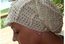 Hats - Crochet & Knit Patterns