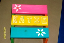 K is for Katie / by Christina Butler