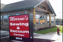 Morrow's Sewing and Vacuum Ctr / Check out what's happening at Morrow's Sewing and Vacuum Ctr!