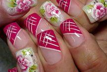 unhas lindas / unhas decoradas que acho lindas, algumas com passo a passo