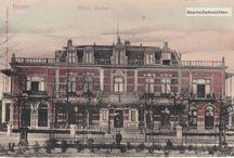 Hotel Zeiler Baarn / Ansichtkaarten van voormalig Hotel Zeiler te Baarn op het stationsplein. Daarna is het ook een kantoor geweest van de N.C.R.V. en thans een verzamelkantoor.