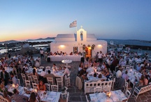 Wedding in Greece / Greece is the best place to arrange the wedding of your dreams…Unique beauty, it's breathtaking sunsets and romantic atmosphere all come together forming the ideal place where lifelong memories are born. Send e-mail to info@diamondevent.gr for more information.
