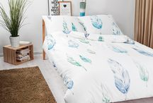 White pocket bedrooms / Bedrooms with White pocket bedding