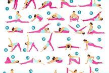 yoga/exercise/health