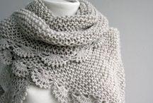 crochet / Chale kid silk